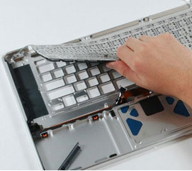 Macbook Air Keyboard Repair